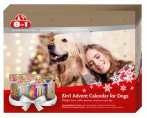 Fressnapf 8in1 Hunde Adventskalender 2020