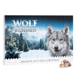 World of Wilderness Adventskalender für Hunde 2020