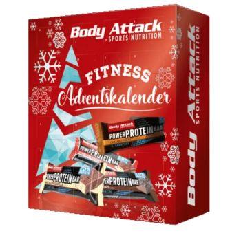 body attack adventskalender 2020
