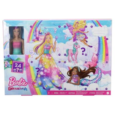 Barbie Dreamtopia Adventskalender (1)