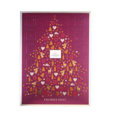 Lauensteiner Adventskalender Weihnachtsbaum