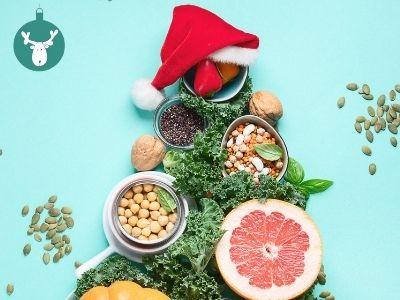 Adventskalender mit gesundem Essen