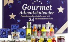 Essen und Trinken Adventskalender als Geschenk (1)