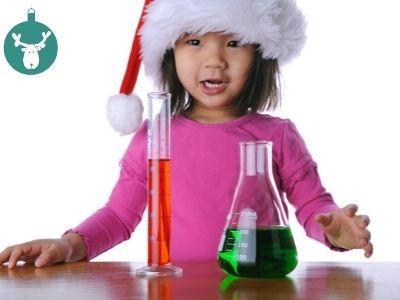 Experimente Adventskalender als Geschenk