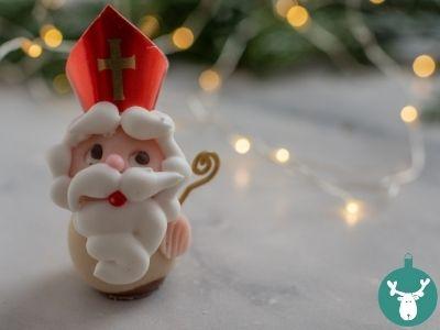 Marzipan Adventskalender als Geschenk