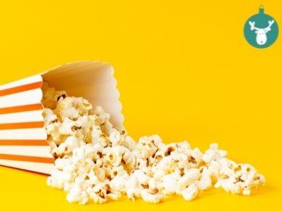 Popcorner Popcorn Adventskalender